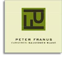 2010 Peter Franus Wine Company Sauvignon Blanc