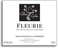 2009 Gilles Gelin Fleurie