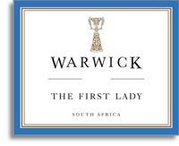 2011 Warwick Estate Cabernet Sauvignon The First Lady Western Cape