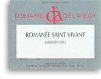 2009 Domaine de l'Arlot Romanee-Saint-Vivant