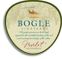 2010 Bogle Vineyards Merlot California