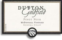 2009 Dutton-Goldfield Pinot Noir McDougall Vineyard Sonoma Coast