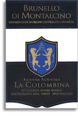 2006 La Colombina Brunello Di Montalcino