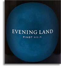 2010 Evening Land Vineyards Pinot Noir Blue Label Oregon
