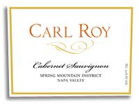 2009 Carl Roy Cabernet Sauvignon Spring Mountain District