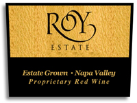 2007 Roy Estate Proprietary Red Wine Napa Valley