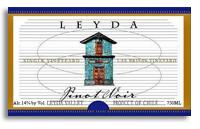 2009 Vina Leyda Pinot Noir Single Vineyard Las Brisas Vineyard Leyda Valley