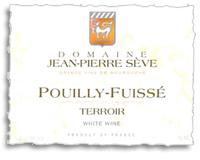 2010 Jean Pierre Seve Pouilly Fuisse Terroir