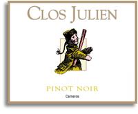 2010 Clos Julien Pinot Noir Carneros