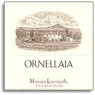 1992 Tenuta dell'Ornellaia Ornellaia Bolgheri Rosso