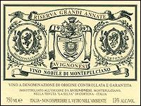 1997 Avignonesi Vino Nobile Di Montepulciano Riserva Grandi Annate