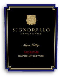 2007 Signorello Padrone Proprietary Red Wine Napa Valley
