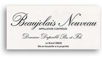 2011 Domaine Dupeuble Pere Et Fils Beaujolais Nouveau