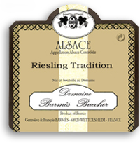 2010 Domaine Barmes-Buecher Riesling Tradition