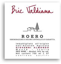 2011 Giovanni Almondo Bric Valdiana Roero