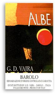 2010 G.D. Vajra Barolo Albe