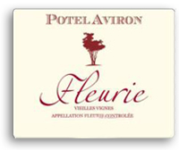 2009 Potel Aviron Fleurie Vieilles Vignes