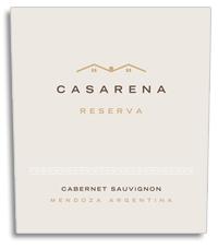 2011 Casarena Cabernet Sauvignon Reserva Mendoza