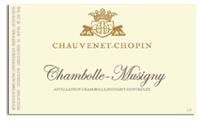 2012 Domaine Chauvenet Chopin Chambolle Musigny