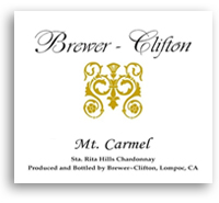 2011 Brewer-Clifton Chardonnay Mount Carmel Vineyard Sta. Rita Hills