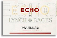 2010 Chateau Lynch Bages Echo De Lynch Bages Pauillac