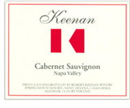 2004 Robert Keenan Winery Cabernet Sauvignon Napa Valley