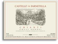 2012 Castello di Farnetella Chianti Colli Senesi