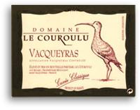 2009 Domaine Le Couroulou Vacqueyras Cuvee Classique