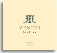 2012 Mendel Malbec Mendoza
