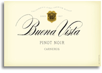 2011 Buena Vista Winery Pinot Noir Carneros