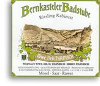 2014 Dr. H. Thanisch Muller Burggraef Bernkasteler Badstube Riesling Kabinett