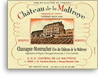 2011 Chateau de la Maltroye Chassagne-Montrachet Clos du Chateau de la Maltroye