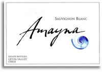 2011 Vina Garces Silva Sauvignon Blanc Amayna Leyda Valley