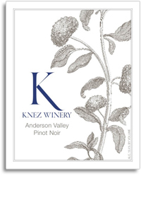2010 Knez Winery Pinot Noir Anderson Valley