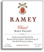 2007 Ramey Wine Cellars Claret Napa Valley