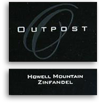 2010 Outpost Cellars Zinfandel Howell Mountain