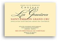 2009 Chateau Les Gravieres Saint Emilion Grand Cru (Pre-Arrival)