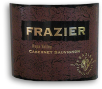 2009 Frazier Estate Winery Cabernet Sauvignon Napa Valley