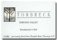 2009 Torbreck Vintners Red Woodcutters Barossa Valley