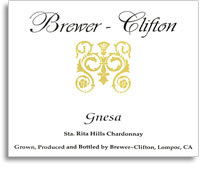 2013 Brewer-Clifton Chardonnay Gnesa Sta. Rita Hills