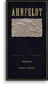 2002 Ahnfeldt Merlot Napa Valley