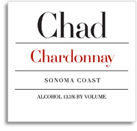 2010 Chad Chardonnay Sonoma Coast