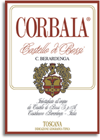 2008 Castello Di Bossi Corbaia
