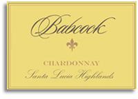 2011 Babcock Vineyards Chardonnay Santa Lucia Highlands