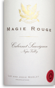 2007 Morlet Family Vineyards Cabernet Sauvignon Magie Rouge Napa Valley