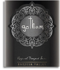 2010 Gotham Shiraz Barossa Valley