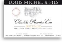 2010 Louis Michel Fils Chablis Butteaux Vieilles Vignes