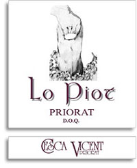2006 Celler Cesca Vicent Lo Piot Priorat