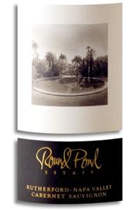 2007 Round Pond Estate Cabernet Sauvignon Rutherford