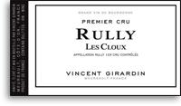 2010 Domaine/Maison Vincent Girardin Rully Blanc 1er Cru Les Cloux